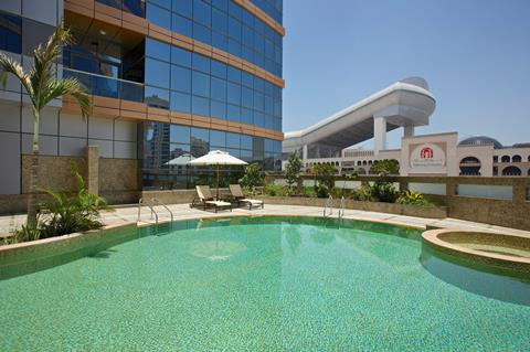Hilton Double Tree Al Barsha