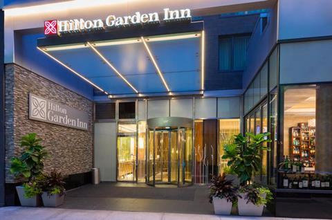 Hilton Garden Inn NY Central Park South