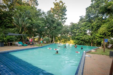 Bergendal Eco & Cultural River Resort